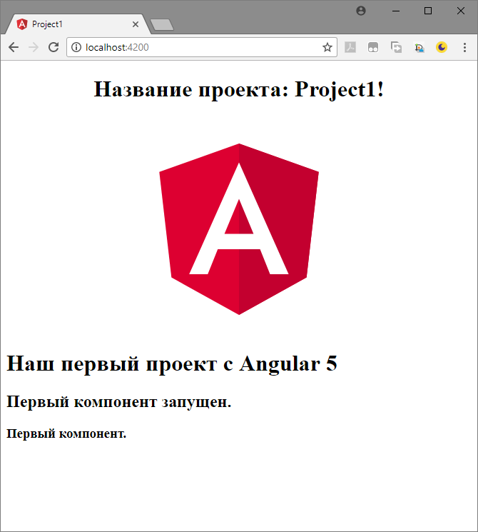 Angular 5 web-start.top